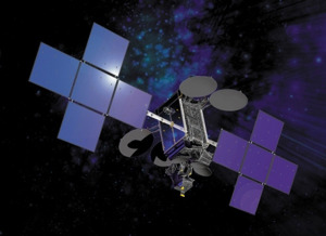 Thaicom 4. Credit: Space Systems/Loral