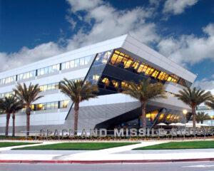 Schriever Space Complex. Credit: U.S. Air Force