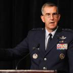 Gen. John Hyten. Credit: U.S. Air Force/Duncan Wood