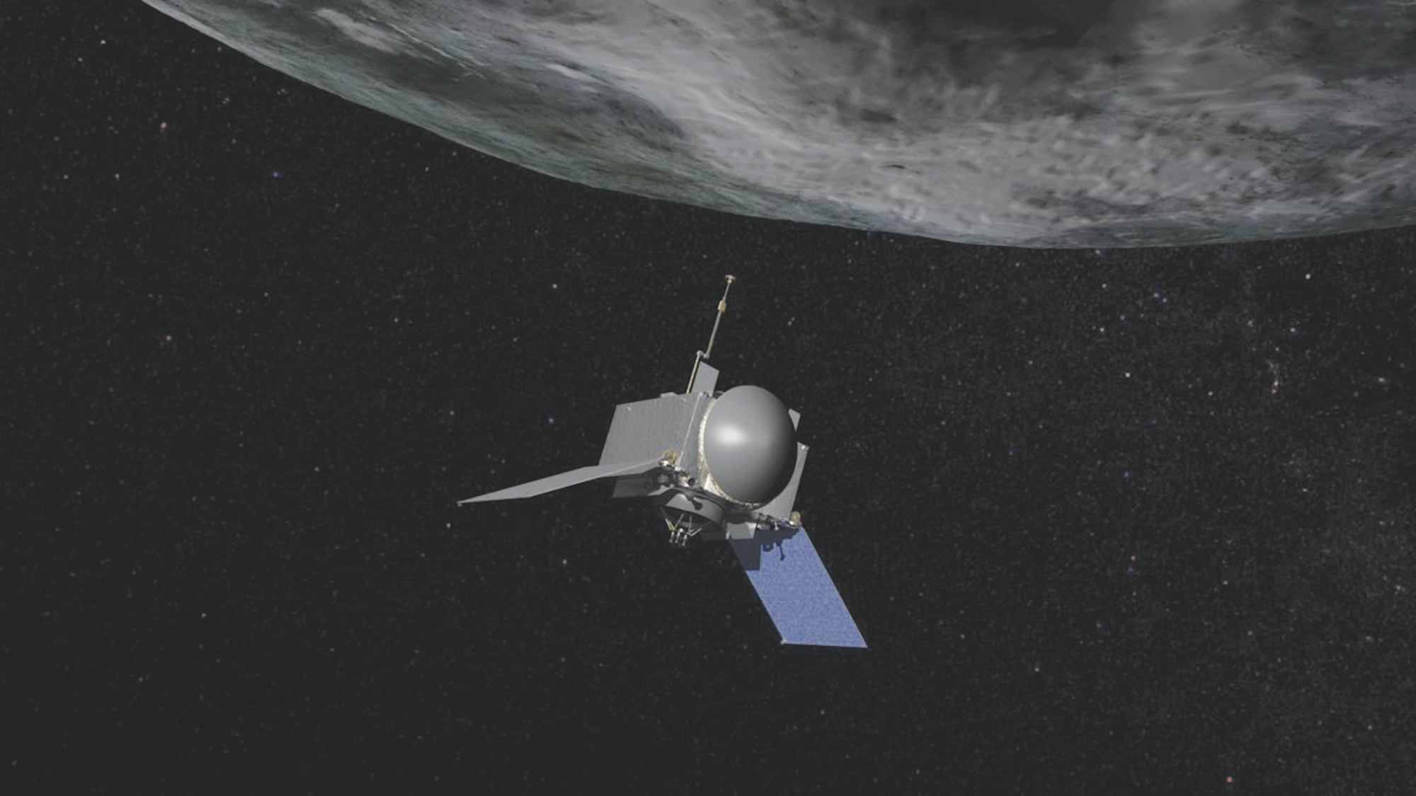 Possible Resources On Asteroid Bennu - Pics about space