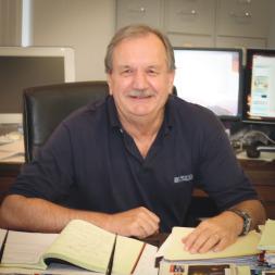 Busek President Vlad Hruby. CreditL Busek