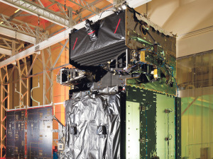 SBIRS GEO 2. Credit: Lockheed Martin