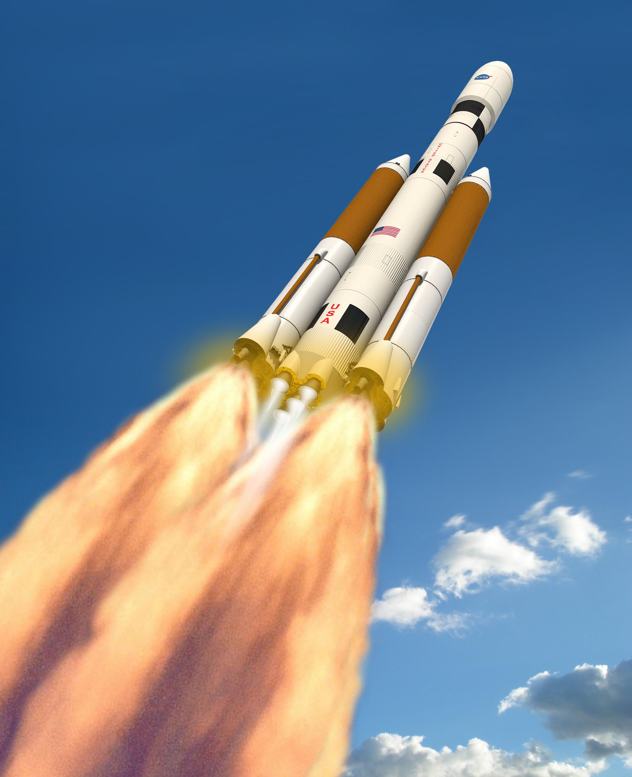 Boeing To Provide Interim Upper Stage for SLS - SpaceNews.com