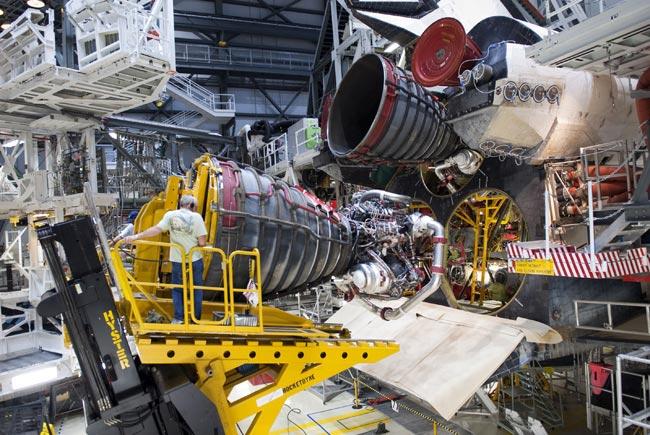 space shuttle main engine start - photo #16