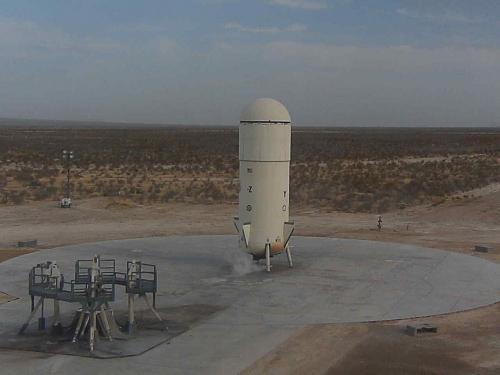 Blue Origin Bids for Shuttle Launch Pad - SpaceNews com