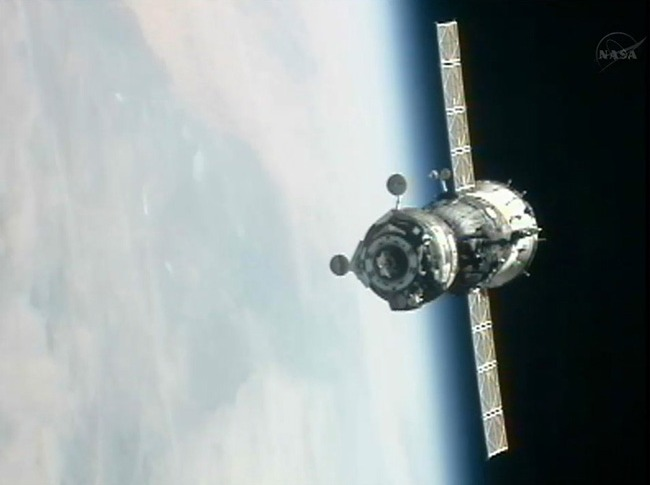 soyuz spacecraft tma 06m - photo #30