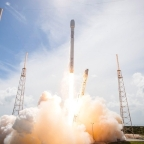 SpaceX Falcon-9 Orbcomm Launch