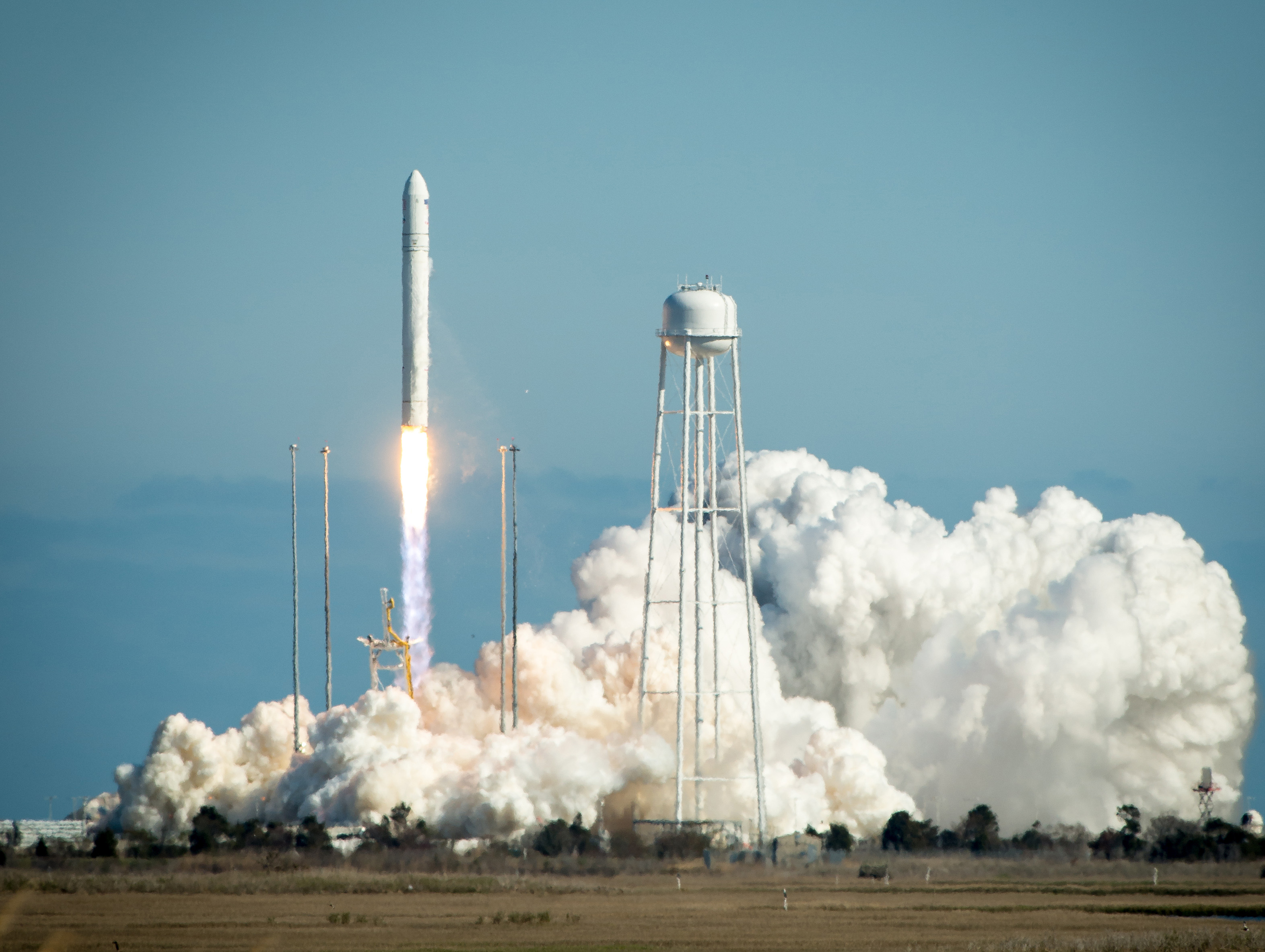 Internal Audit Hits NASA for Station Resupply Payments to ...
