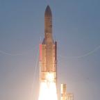 Ariane 5. Credit: Arianespace