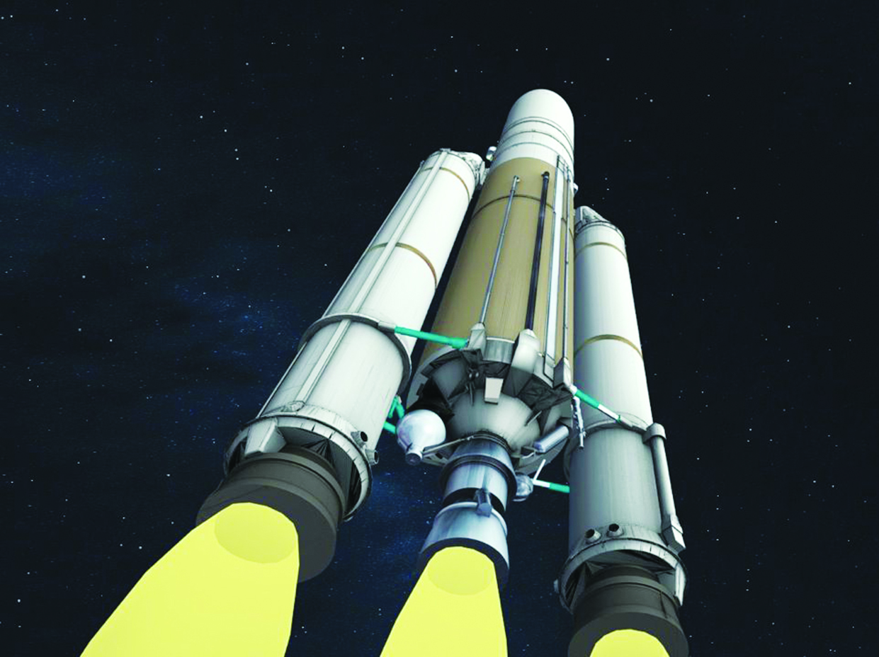 Ariane 5 SpaceX Falcon 9 - Pics about space