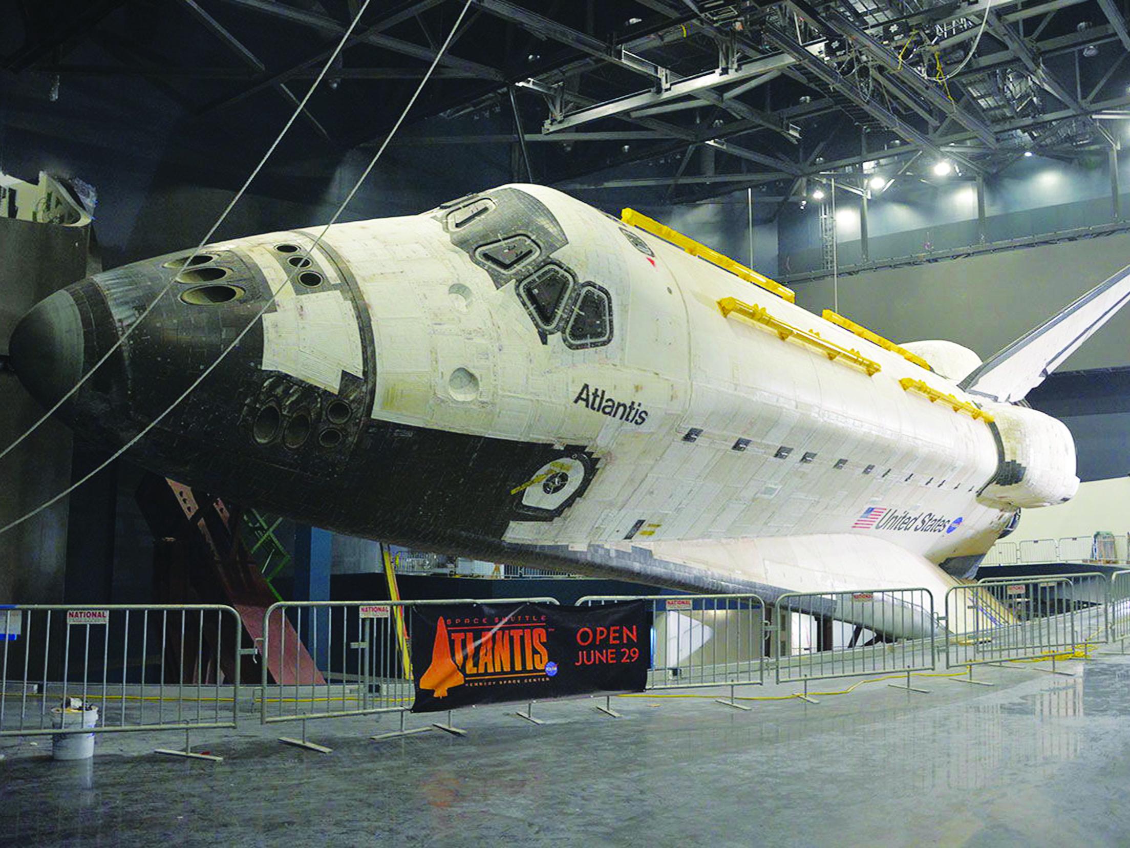 space shuttle atlantis - HD1024×768