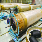 Atlas 5 rocket cores