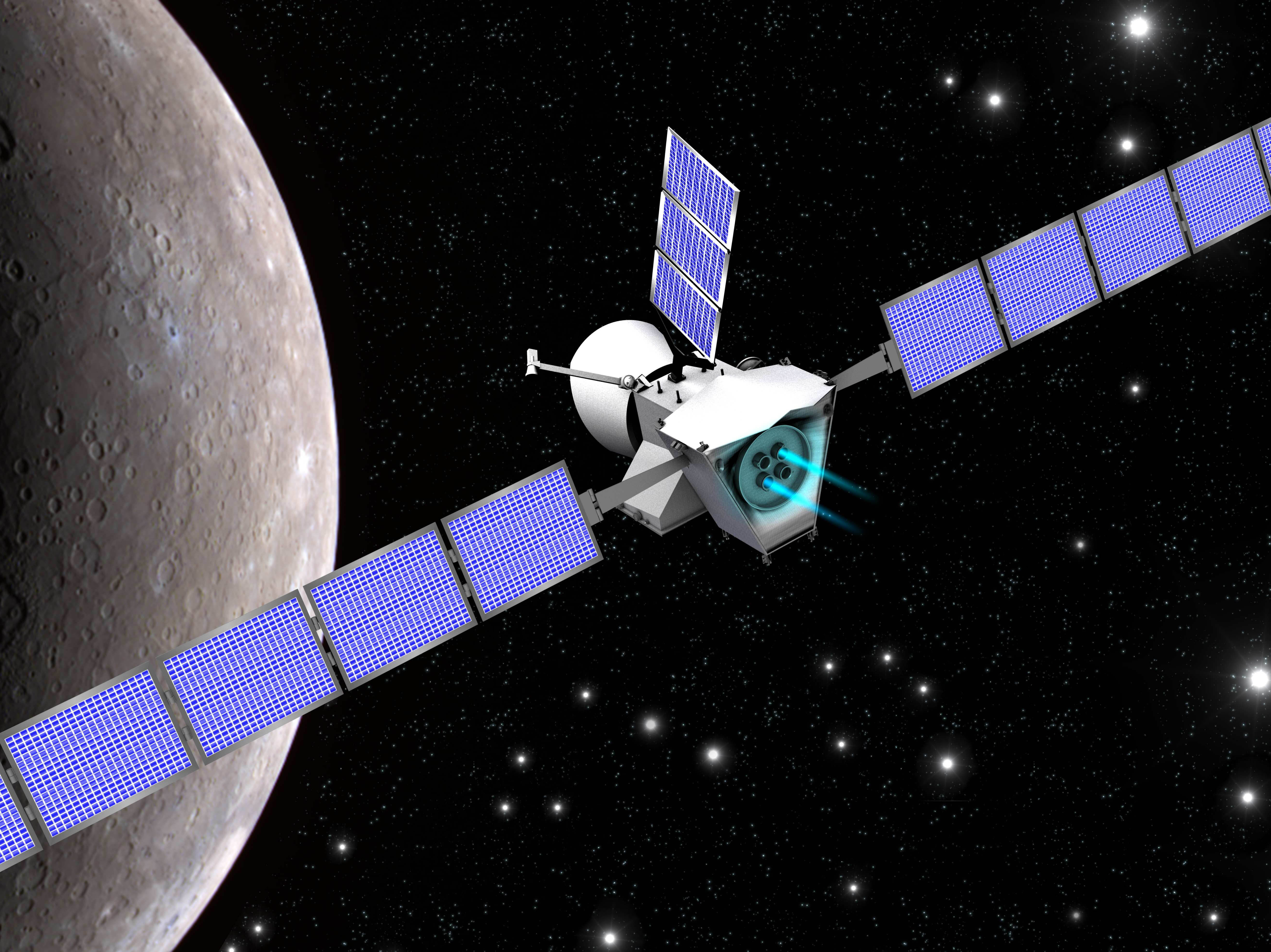 Thales Alenia Space To Build Bepicolombo Components