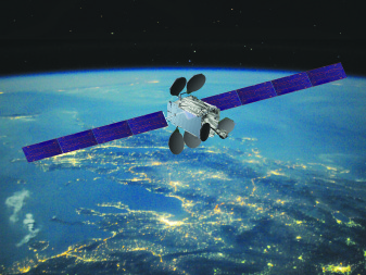 Boeing will build four more 702MP satellites for Intelsat's new high-performance satellite fleet, Intelsat EpicNG.