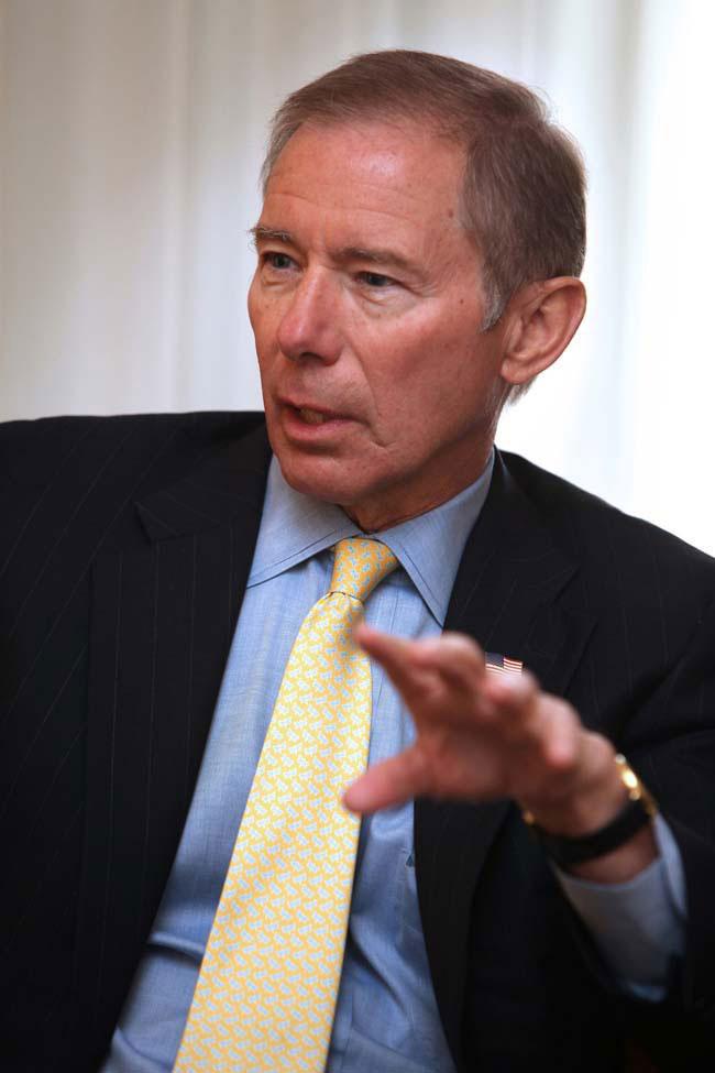 The vice president tom brewster case