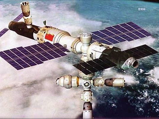 China Unveils Space Station Research Plans - SpaceNews.com