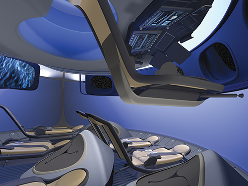 boeing revamps spacecraft design to attract commercial business. Black Bedroom Furniture Sets. Home Design Ideas