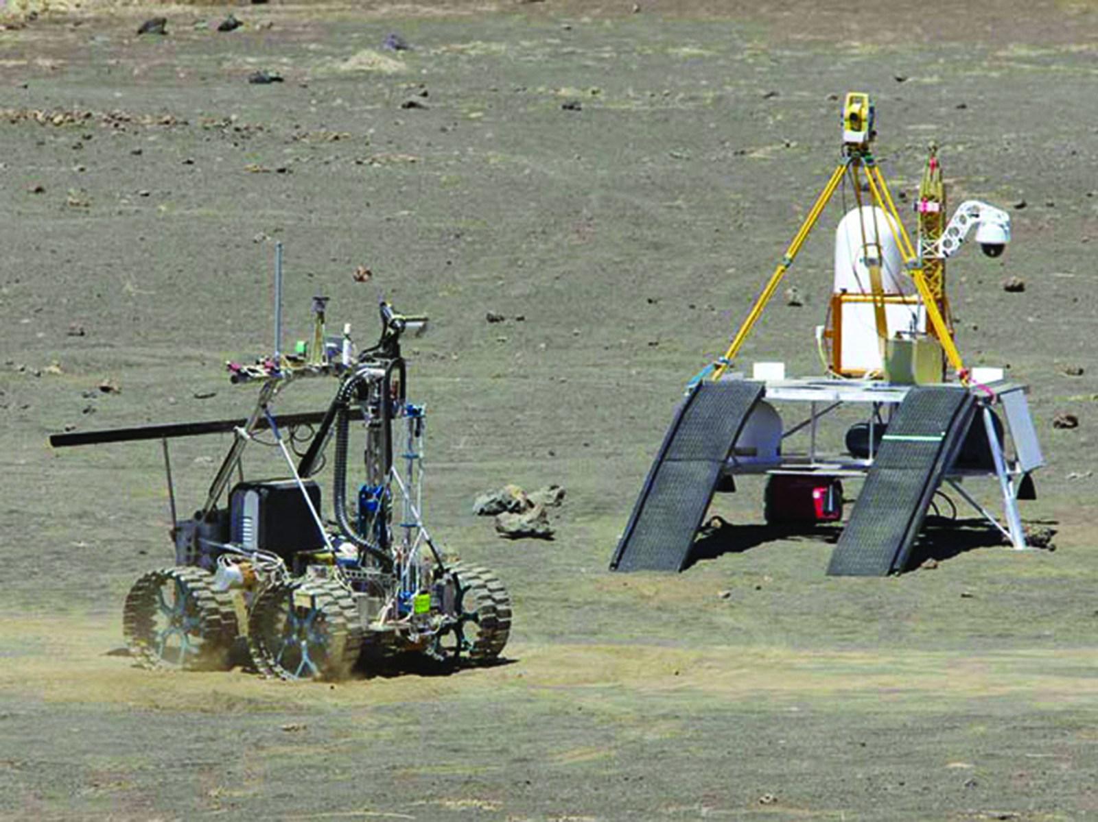 NASA Planning for Mission To Mine Water on the Moon ...