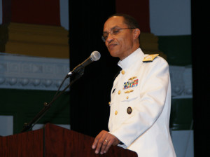 Adm. Cecil Haney