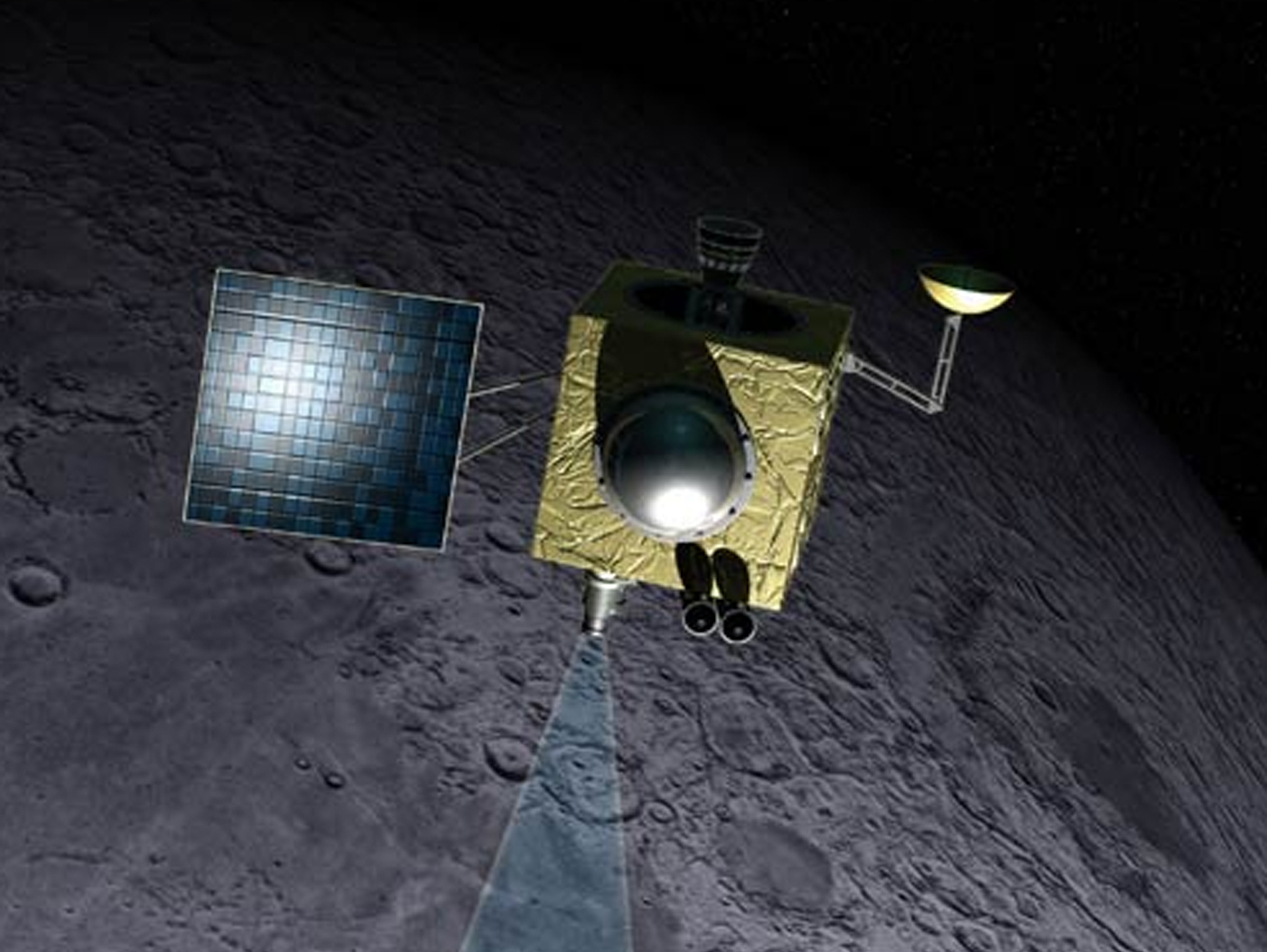 India Drops Russia from Chandrayaan-2 Lunar Mission