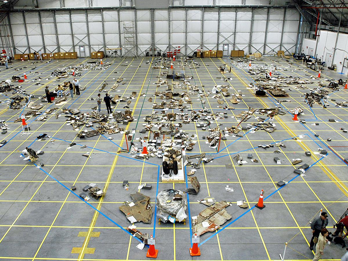 2003 nasa disaster - photo #27