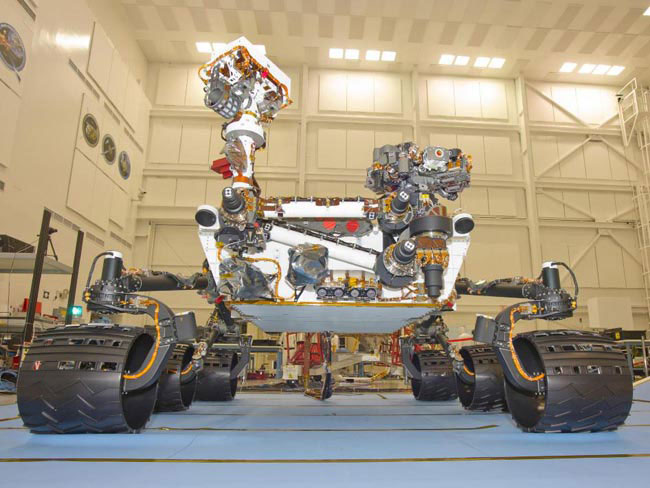 Deviating from Curiosity Design Means Trouble for Mars 2020 Rover, Scientists Warn