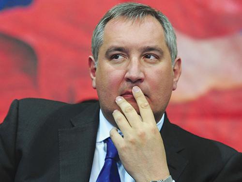 Dmitry Rogozin. Credit: ITAR-TASS