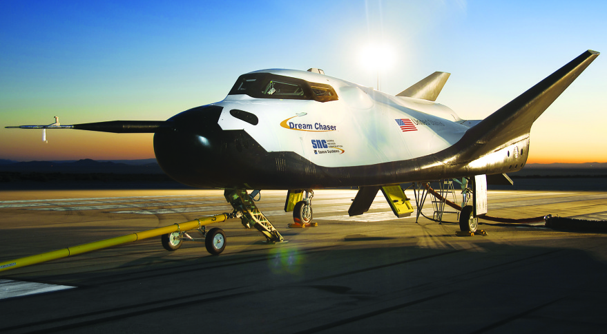 Dream Chaser prototype