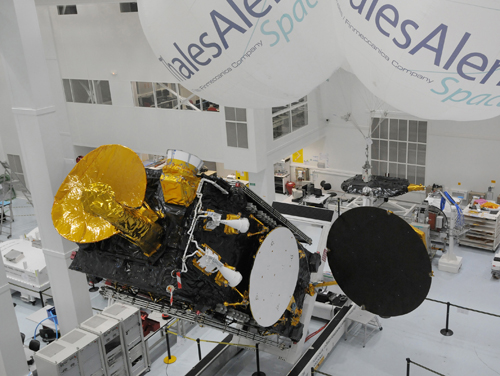 Eutelsat To Field Test New Anti-jamming Capability - SpaceNews com