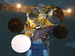 Eutelsat 3B. Credit: Astrium
