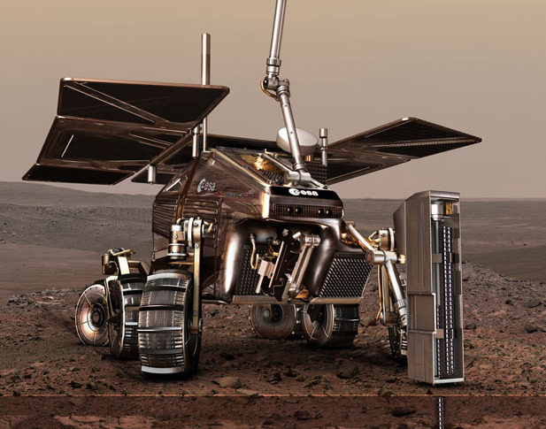mars rover space mission - photo #14
