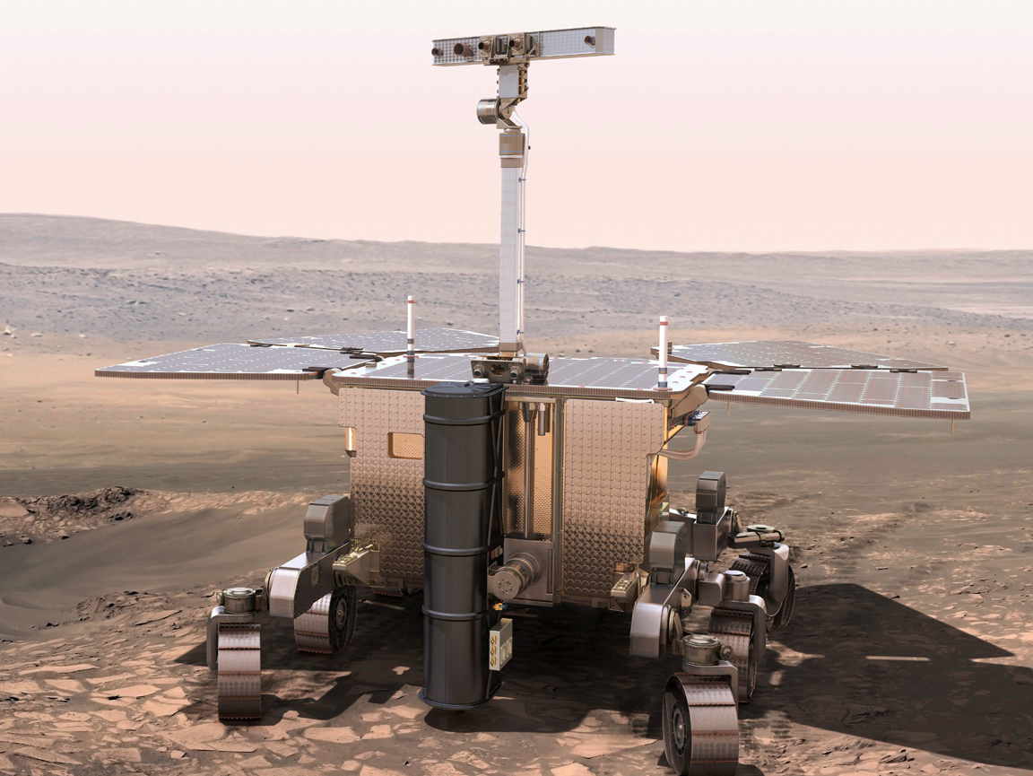 esa mars rover name - photo #5