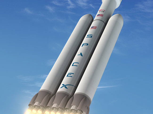 Falcon Heavy