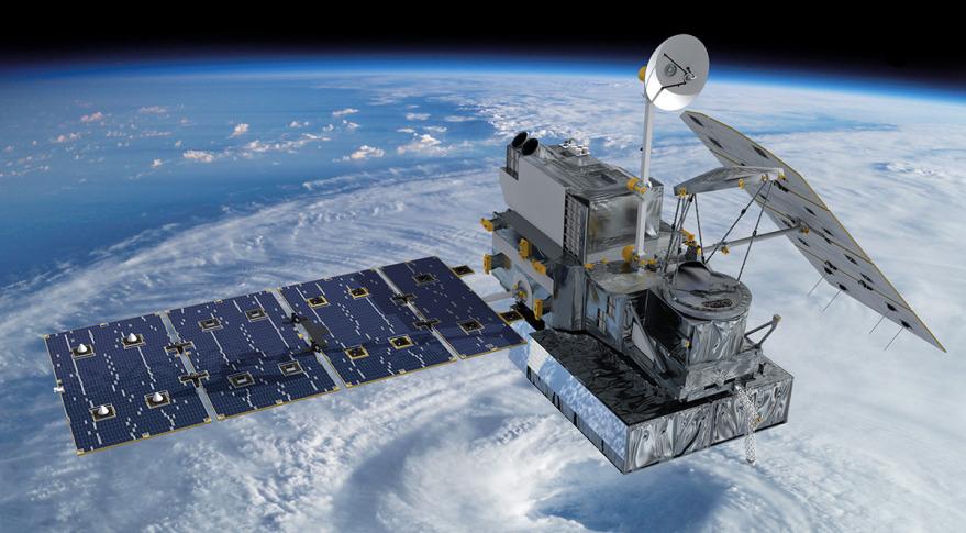 NASA's GPM