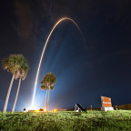 The GPS2F satellite launched Aug. 1 from Cape Canaveral Air Force Station Florida. Credit: ULA