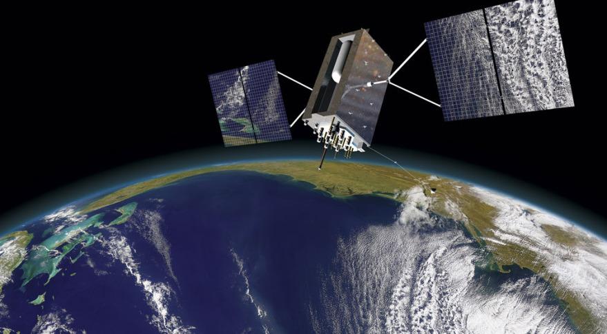 GPS 3. Credit: Lockheed Martin