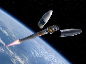 Galileo separation. Credit:  ESA/J. Huart