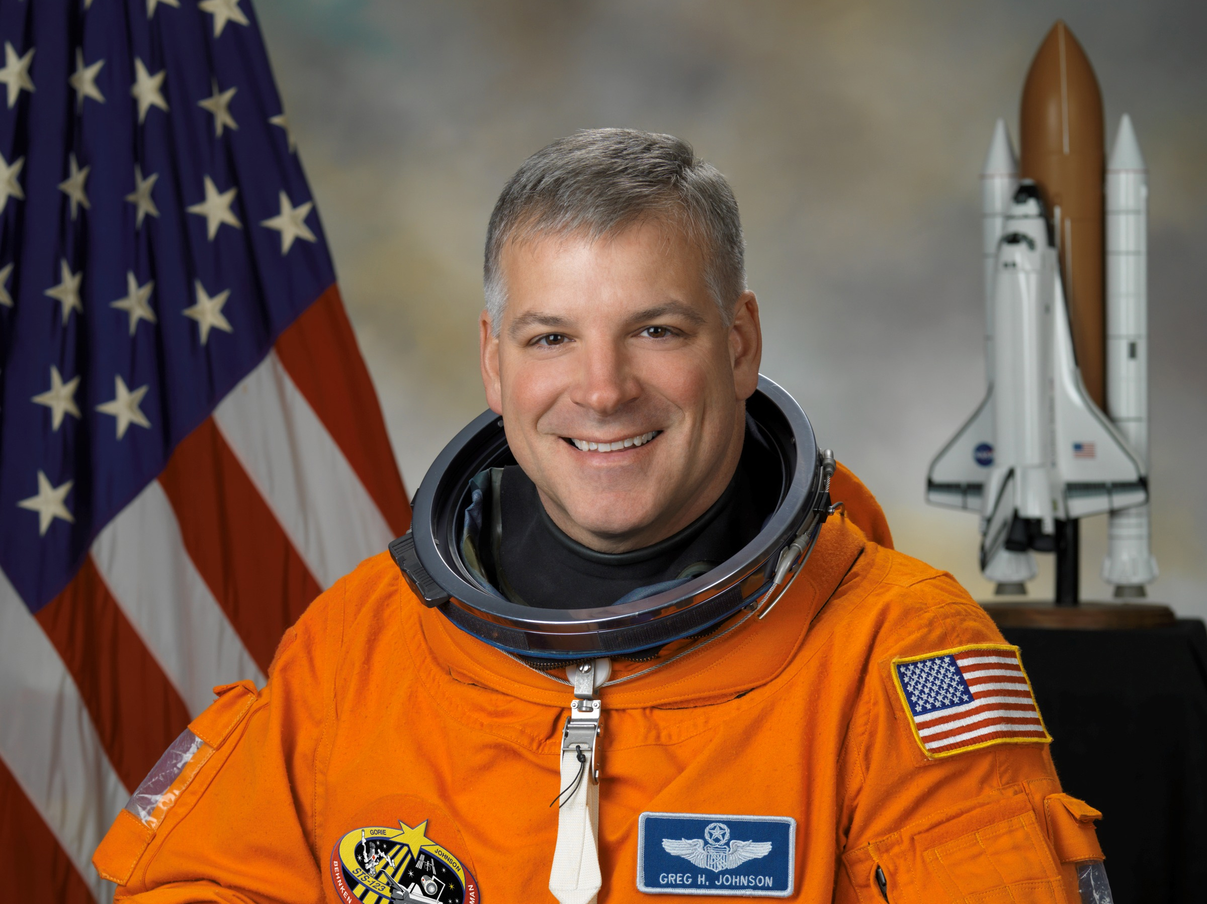 Former Shuttle Pilot Johnson To Lead CASIS