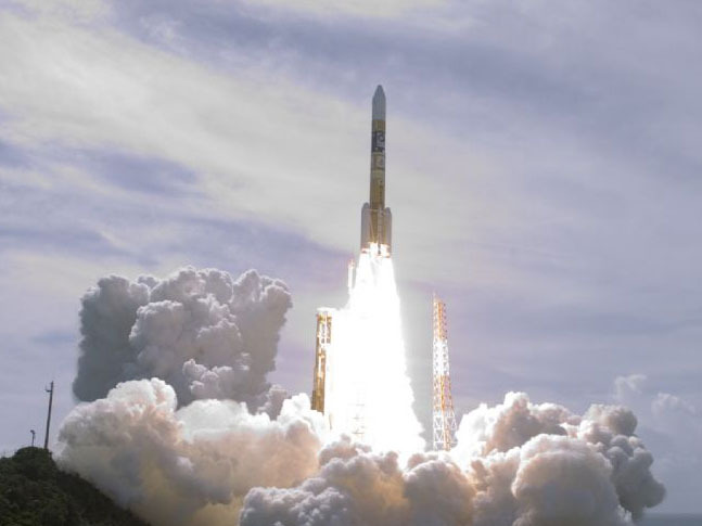 Japan Targets May 18 H 2a Launch Venus Craft