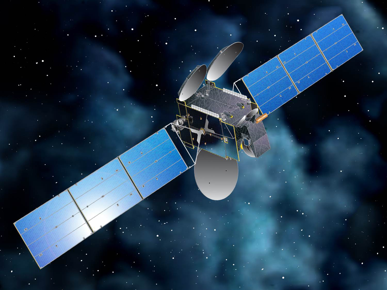 Intelsat Enlists Space Systems Loral To Build Is 34