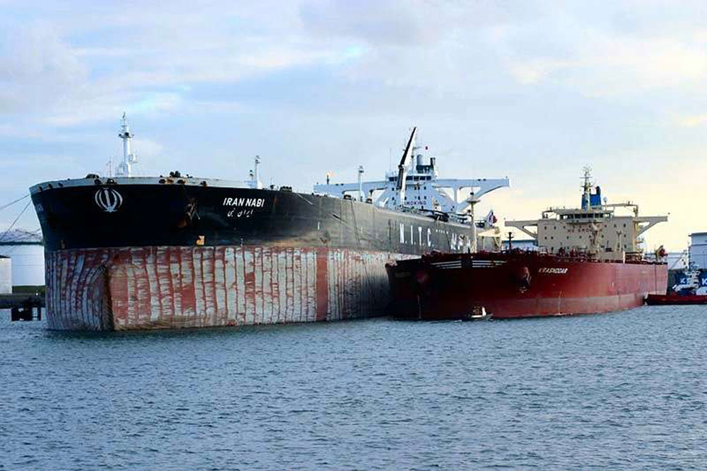 Iran's oil exports to Asia hits 1.7mn bpd