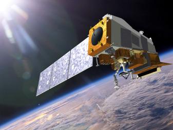 JPSS-1. Credit: Ball Aerospace & Technologies