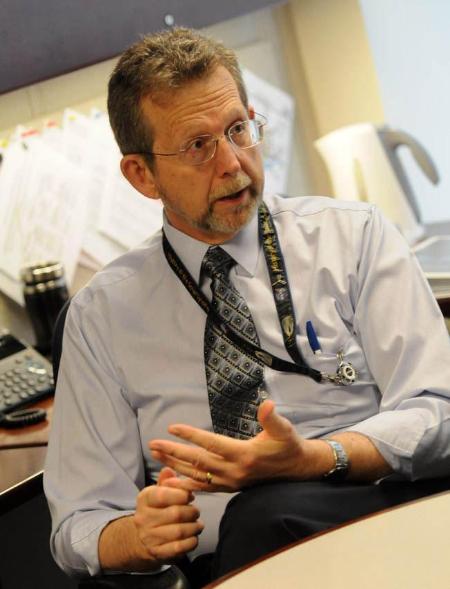 James Green, Director, NASA Planetary Science Division ...
