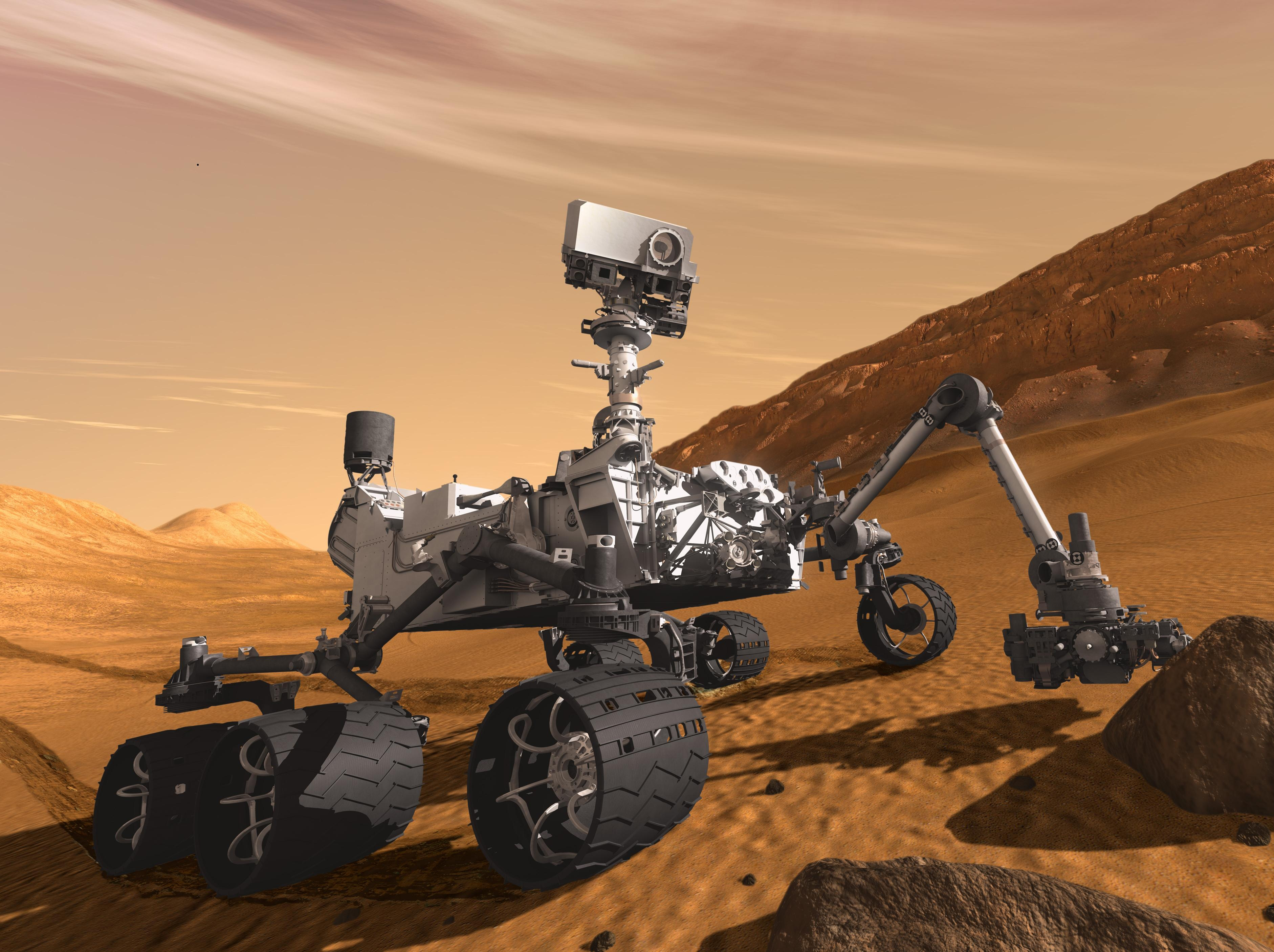 mars rover definition - photo #6