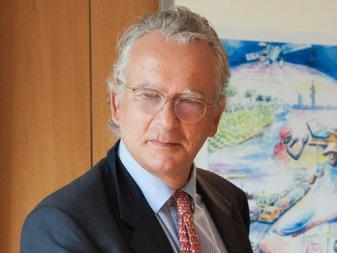 Eutelsat Chief Executive Michel de Rosen