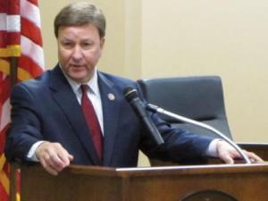 Rep. Mike Rogers (R-Ala.), chairman of the strategic forces subcommittee of the House Armed Services Committee