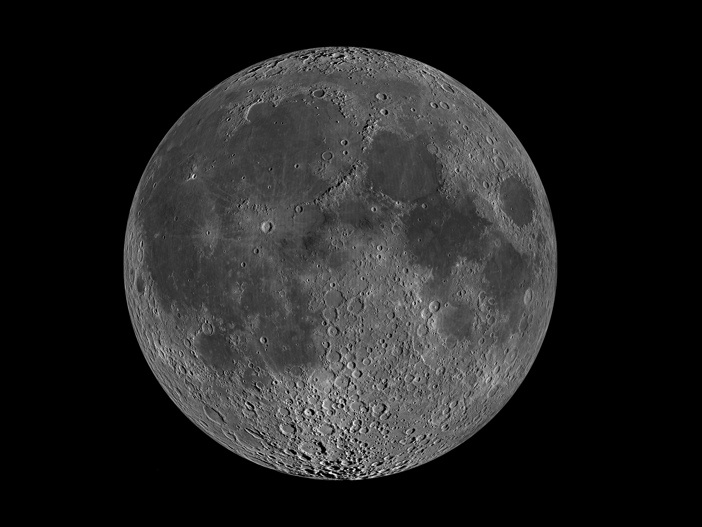 lunar from space - photo #6