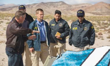 NTSB crash probe