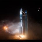 OCO-2. Credit: United Launch Alliance