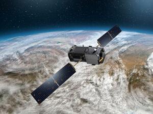 OCO-2. Credit: Jet Propulsion Laboratory